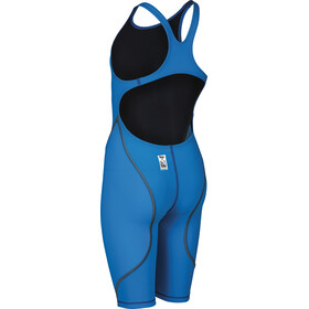arena Powerskin St 2.0 Short Leg Open Full Body Suit Girls royal